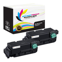 2 Pack Samsung MLT-D304 Black Super High Yield Toner Cartridge Replacement By Smart Print Supplies