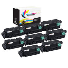 8 Pack Samsung MLT-D304 Black Super High Yield Toner Cartridge Replacement By Smart Print Supplies