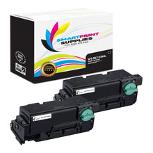 2 Pack Samsung MLT-D304 Black High Yield Toner Cartridge Replacement By Smart Print Supplies