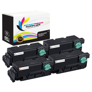 4 Pack Samsung MLT-D304 Black Toner Cartridge Replacement By Smart Print Supplies