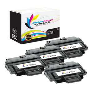 4 Pack Xerox X3210 Black High Yield Toner Cartridge Replacement By Smart Print Supplies