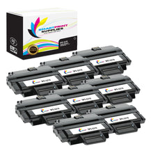 8 Pack Compatible Xerox X3210 Black High Yield Toner Cartridge Replacement By Smart Print Supplies