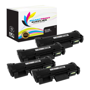 4 Pack Xerox 3260 Replacement Black Toner Cartridge by Smart Print Supplies /10500 Pages
