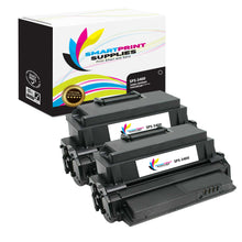 2 Pack Compatible Xerox Phaser 3400 Black Toner Cartridge Replacement By Smart Print Supplies