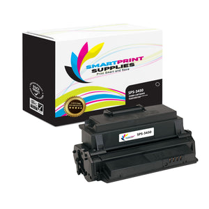 1 Pack Compatible Xerox XE-3450 Black Toner Cartridge Replacement By Smart Print Supplies