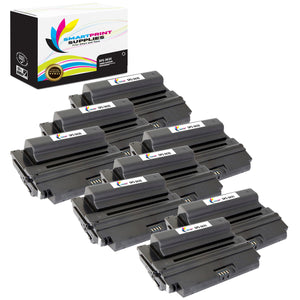 8 Pack Compatible Xerox Phaser 3635 Black Toner Cartridge Replacement By Smart Print Supplies