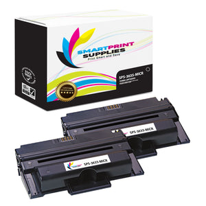 2 Pack Compatible Xerox Phaser 3635 Replacement MICR Toner Cartridge by Smart Print Supplies