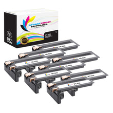 8 Pack Xerox X4250 Black Toner Cartridge Replacement By Smart Print Supplies