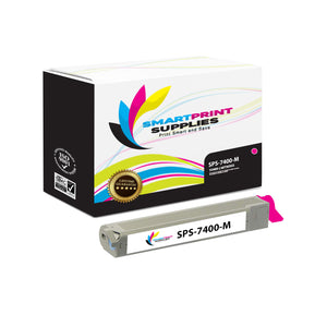 1 Pack Compatible Xerox Phaser 7400 Magenta Toner Cartridge Replacement By Smart Print Supplies