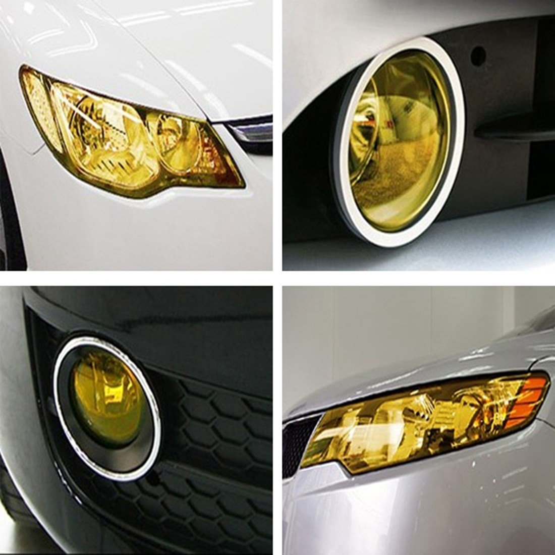 Multi-Color Headlight Tint