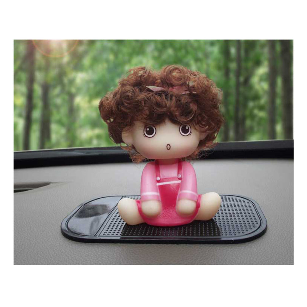 Anti-Slip Phone Mat Holder GPS Pad Sticky Mat Anti Slip Pens MP4 Pad Car Dash Place Universal Mobile Phone Holder Car Styling