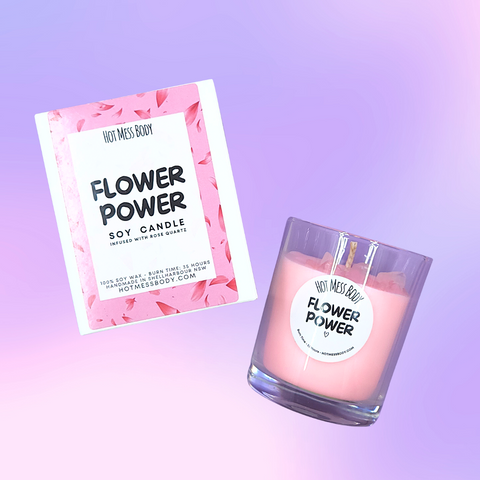 NEW - Peppermint Candy Neon Waffle Bath Bomb - Hot Mess Body
