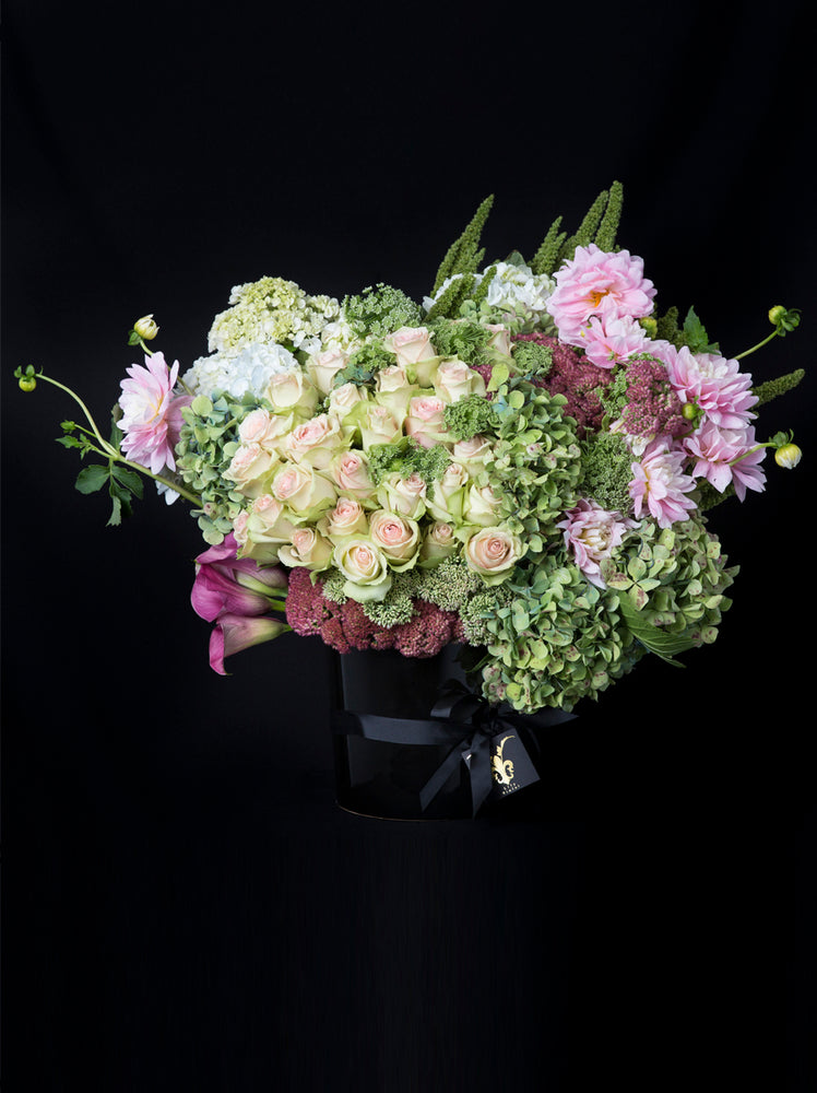 Lavish Vase Arrangement