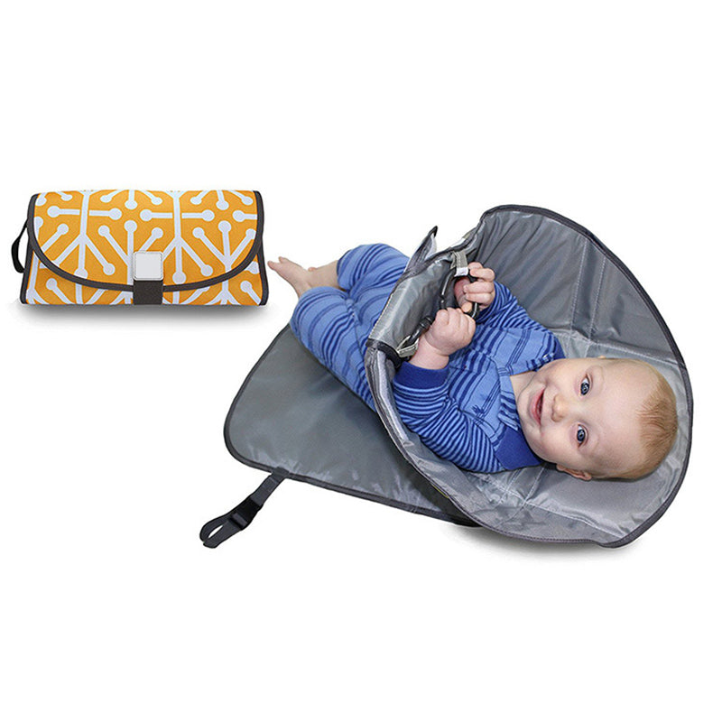 HANDSFREE™ -  3 in 1 Diaper Changing PAD