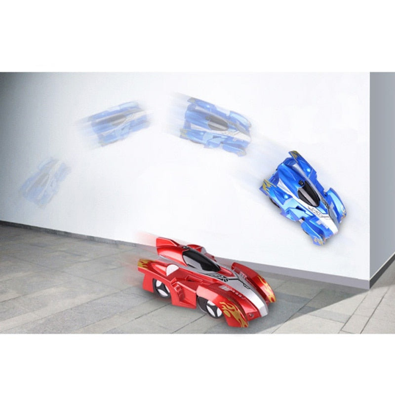 Wall Climber Remote Control Car - Gravity Defying RC Cars