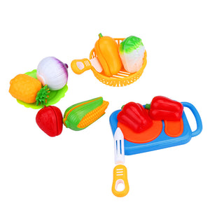 Master Chef Fruit and Vegetable Pretend Toys | 12 pcs set |
