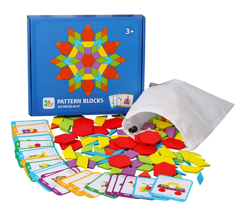 Pattern Puzzle Swag