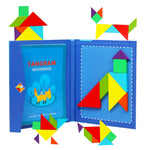 Magnetic Tangram Book