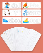 Picture Letter Spelling Game