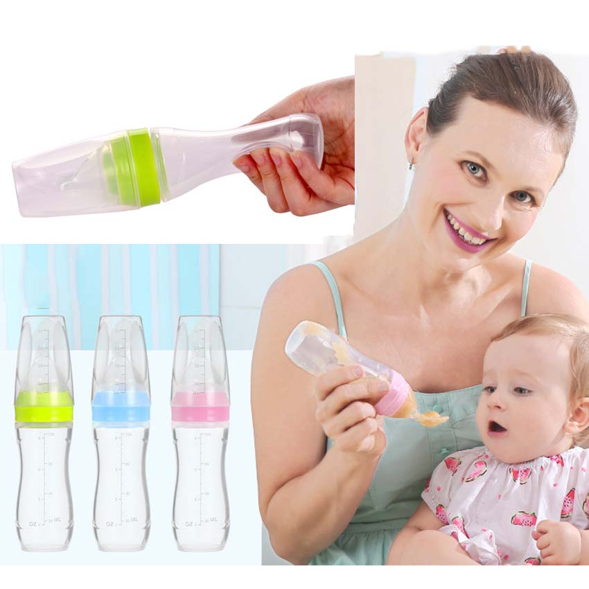 Spoon Bottle Feeder