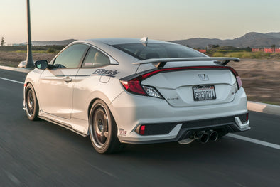 "Super Street Feature: ""2017 Honda Civic Si - Making the Best Si Better"""