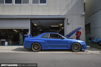 A little throw back article by SPEEDHUNTERS