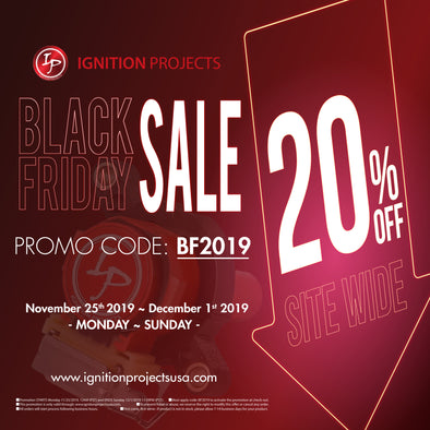 IP Black Friday Sale starts now!