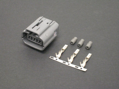 Mitsubishi Coil Connector Kit (Female) SKU:AC00033010