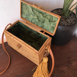 Marigold Ata Grass Bag