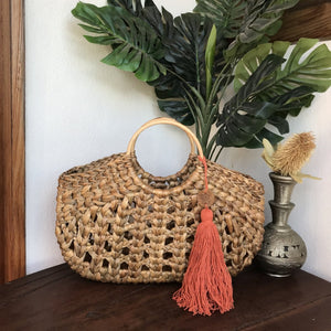 Aroha Straw Bag