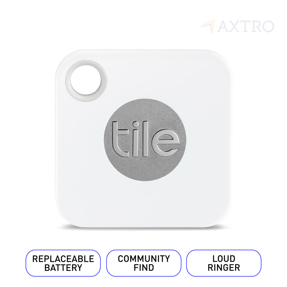 Tile Mate (With Replaceable Battery) - 4 Pack