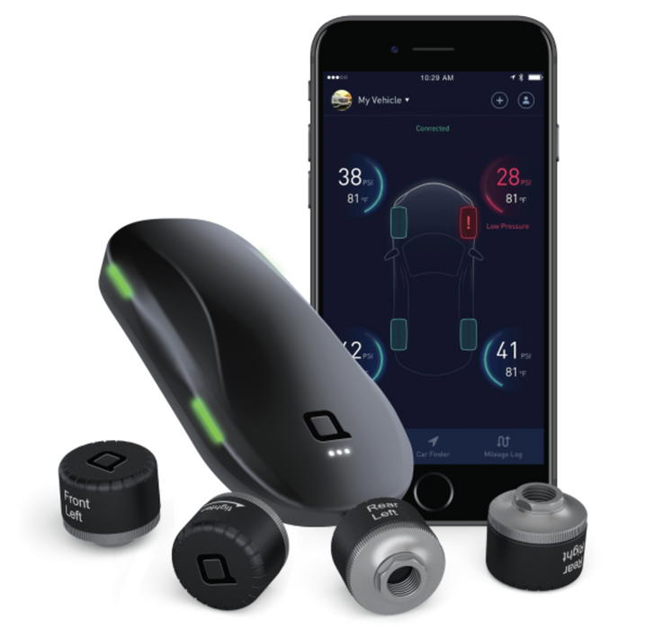 Nonda ZUS® Smart Tire Safety Monitor