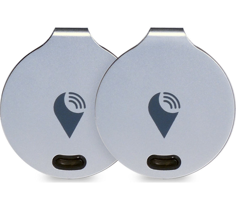 TrackR Bravo Bluetooth Tracker [2 Units]