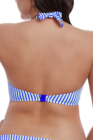 Totally Stripe Neckholder Bikini
