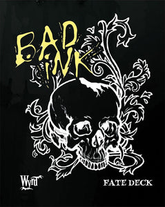 Fate Deck: Bad Ink