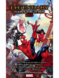 Legendary: Paint the Town Red