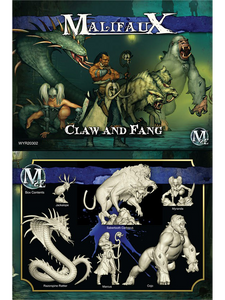 Arcanists: Claw and Fang