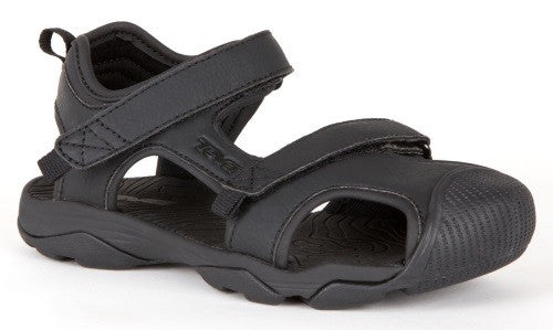 Teva - K Toachi 3 - Black Boys School Sandal sizes 11-7