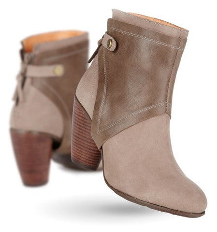 Emu Nepean Leather High Heel Lo Boot   womens 5 -10