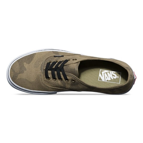 86f60303e5 Vans - Authentic Kids Camo Jacquard Raven - Youths sizes 11-2 - Free  SHIPPING