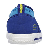 Skeckers Toddler Boys Lil Lad Scorley Blue sizes 7-10