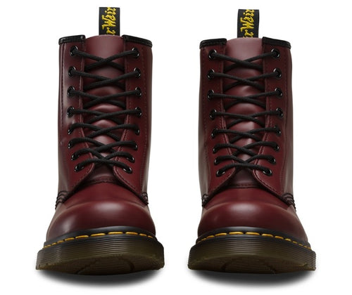 c8b6efc0c8c5 Dr Martens 1460 Cherry Red Mens Womens Boot 8 Eye Leather On Sale ...