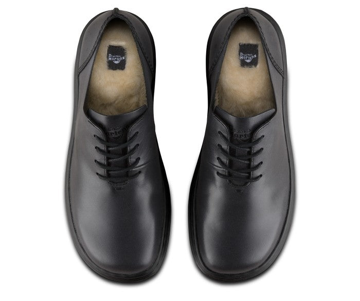 Dr Martens Shoes Lorrie III Women's 4 Eye Lace Up Black