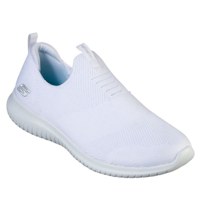 Skechers First Take Slip On Ultra Flex White