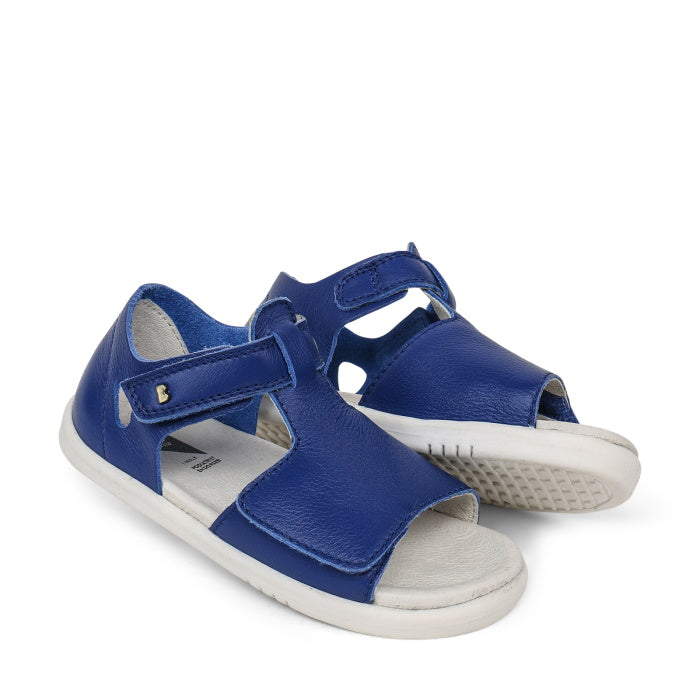 Bobux IW Iwalk Mirror Blueberry Kids Sandal 633410