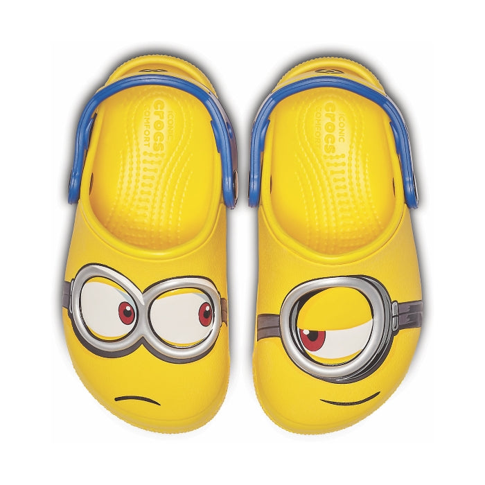Crocs Kids - Minions Clog K - Yellow Fun Lab
