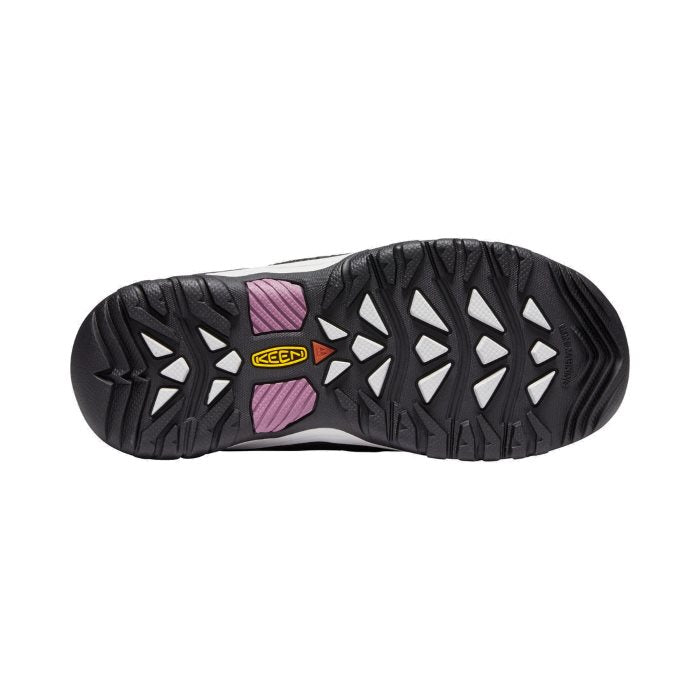 Keen Youths us 1-7 - Targhee Low Hiker Raven Black Purple