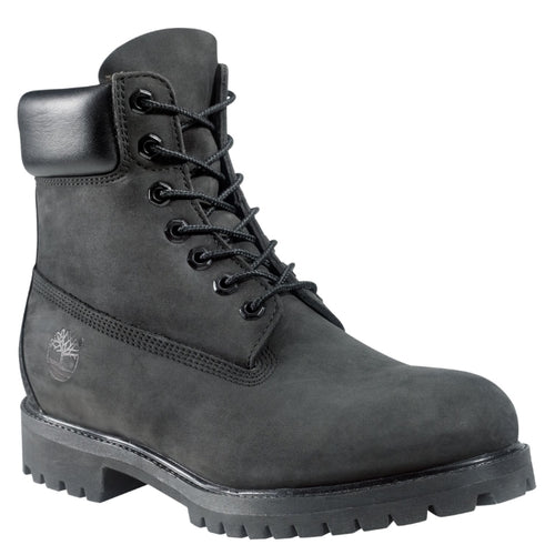 781d3c7bac1c ON SALE Mens Black Timberland Boots 6 inch Premium Waterproof Boots ...