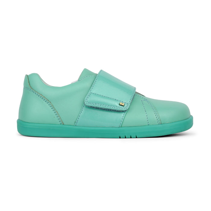 Bobux Kids+ Boston 2 Peppermint Leather Trainer 835412