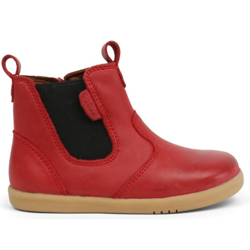 Bobux Iwalk Jodphur Boot Red 620827 sizes 22-26 - Free SHIPPING 8c0542f25